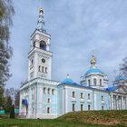 Спасо-Влахернский монастырь вДеденёво.