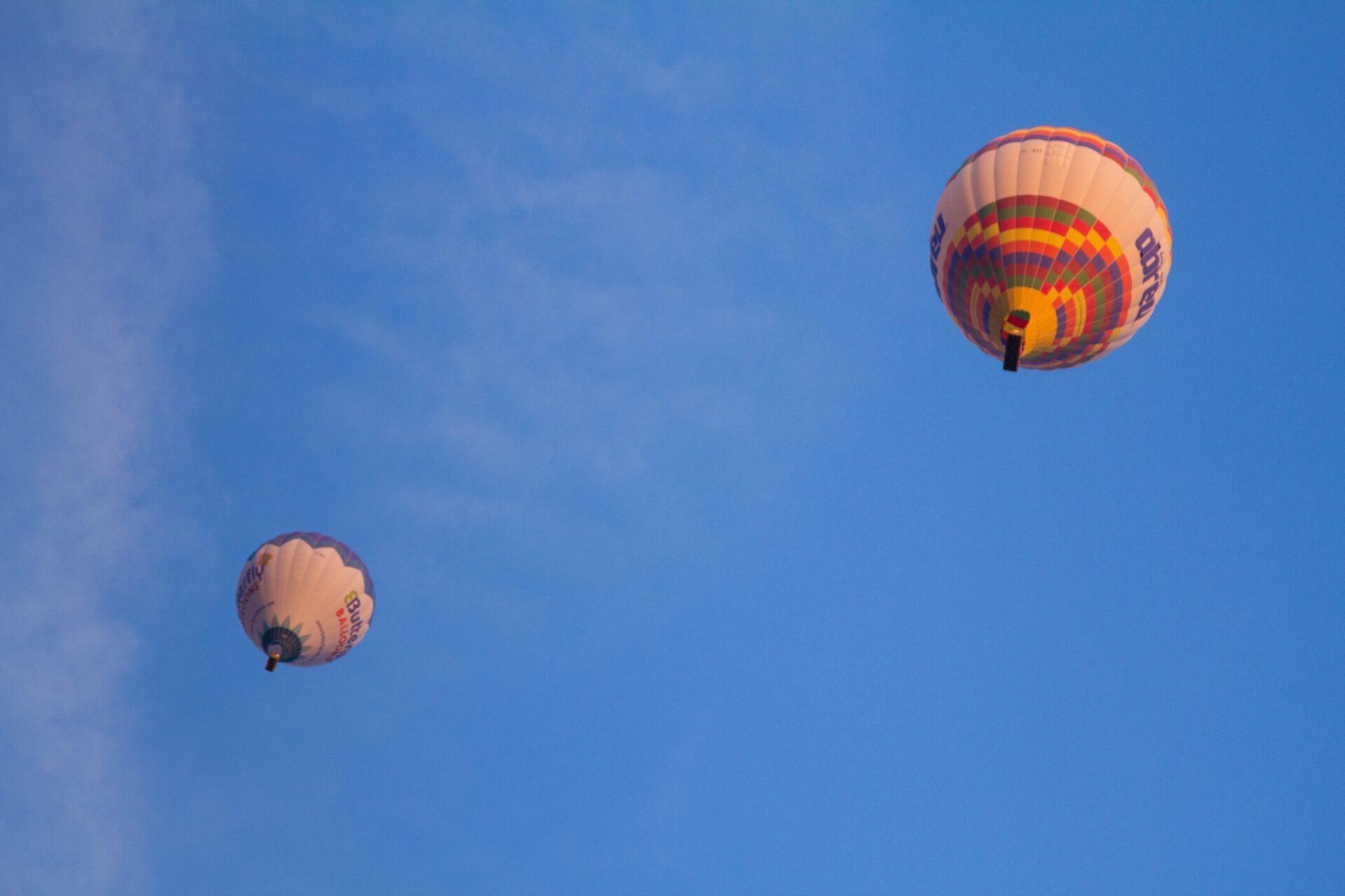 Воздушные шары вГёреме