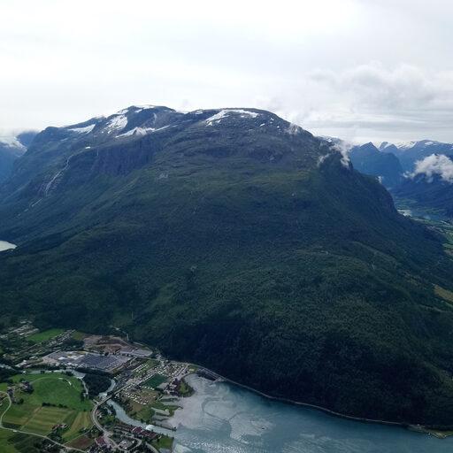 Норвегия на авто