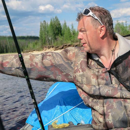 Якутия, вниз по Буотаме-реке. Начало сплава