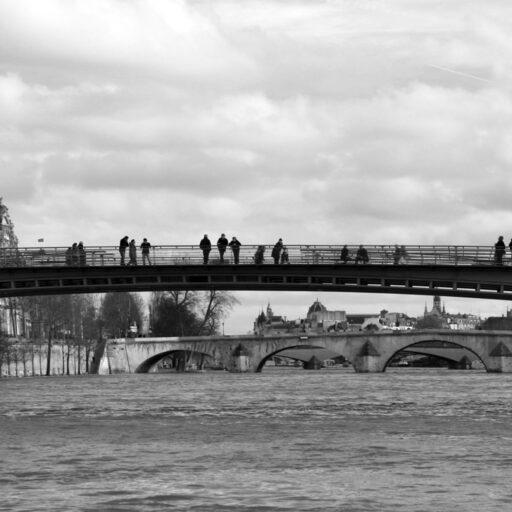 Прогулки по Парижу.