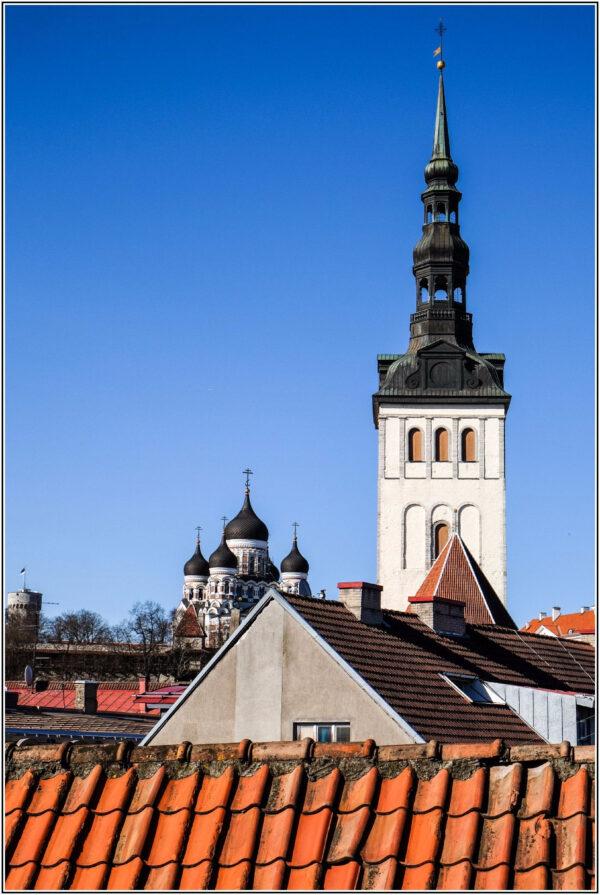 Этот маленький город уног… Таллин инемного Хельсинки