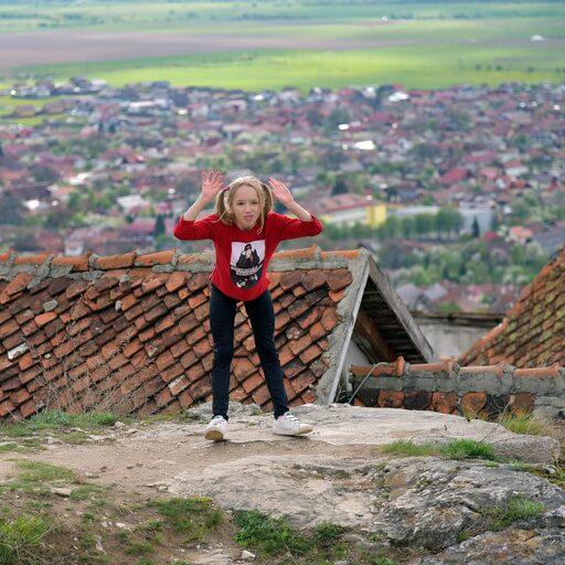 Крепость в Рашнов