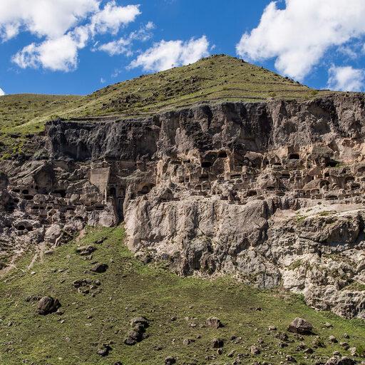 Пещерный комплекс Вардзиа