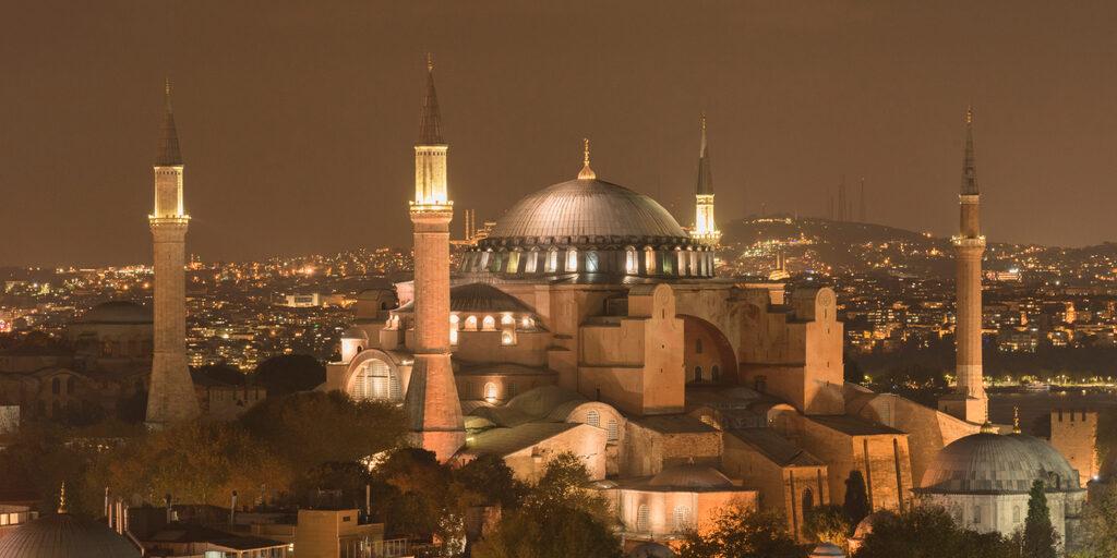 Стамбульские зарисовки. Вторая часть.