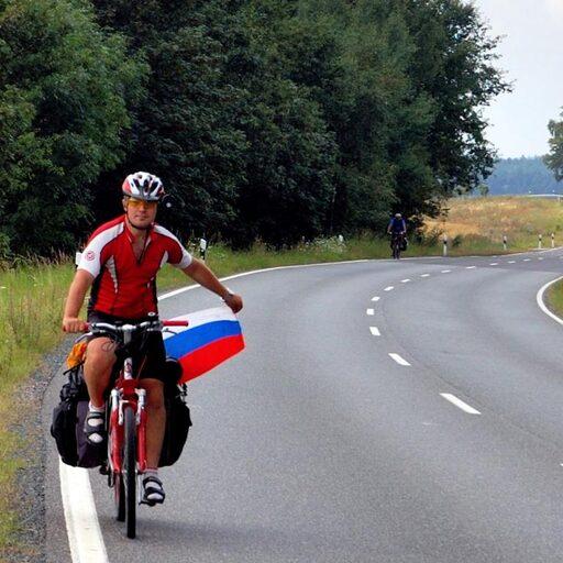 Из Парижа в Прагу 2000 км на велосипеде. ч.2. Дорога.