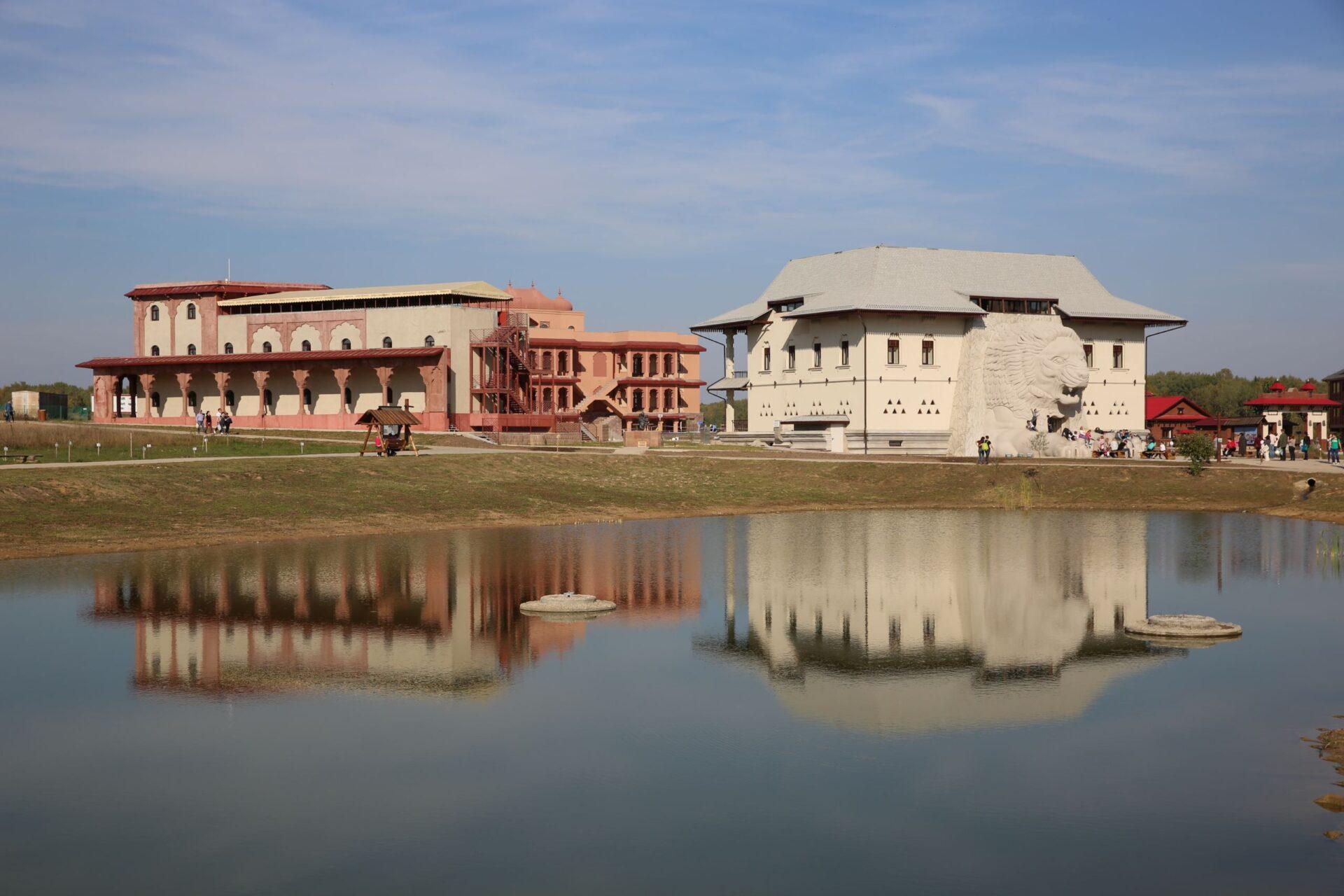 здание, музей этномир калужская область фото начала необходимо было
