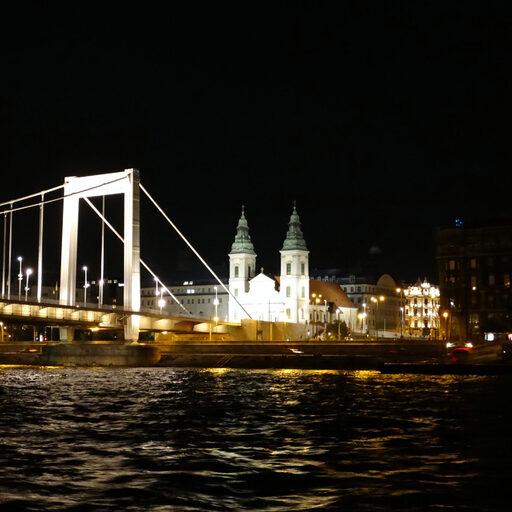 Юбилей дочки в Будапеште