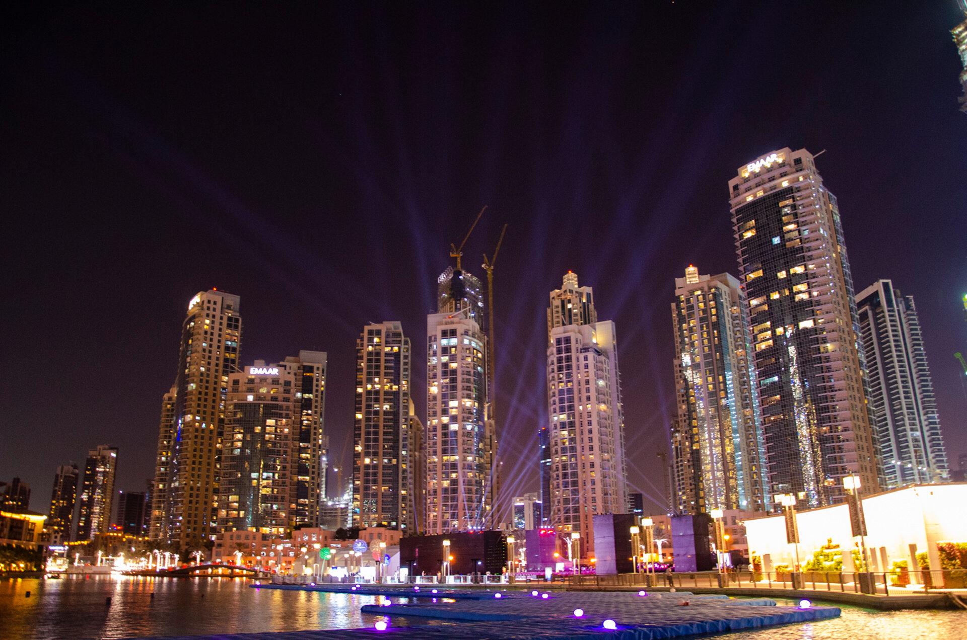 Дубай 2018