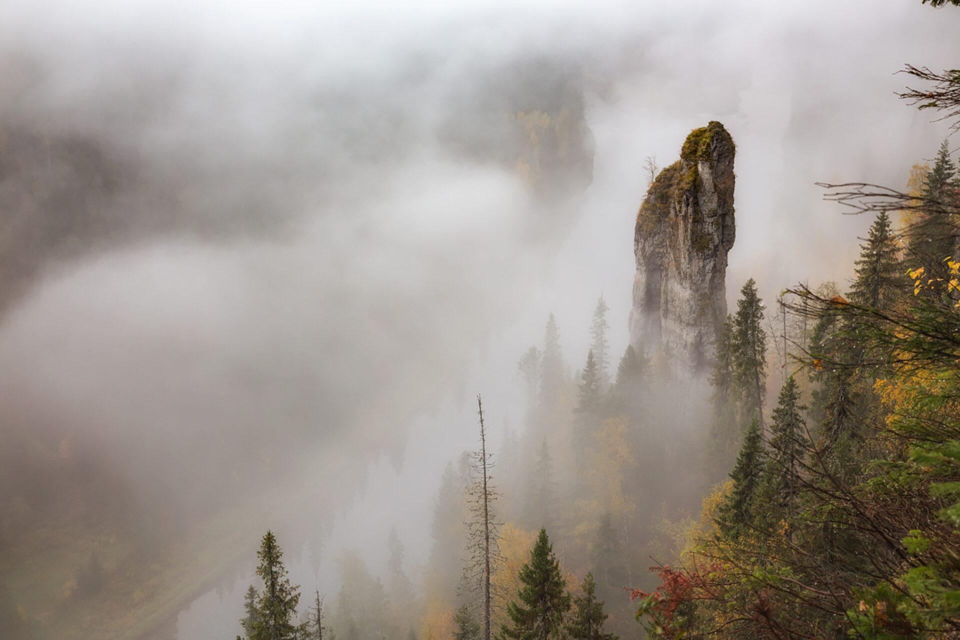 Туманные Усьвинские Столбы