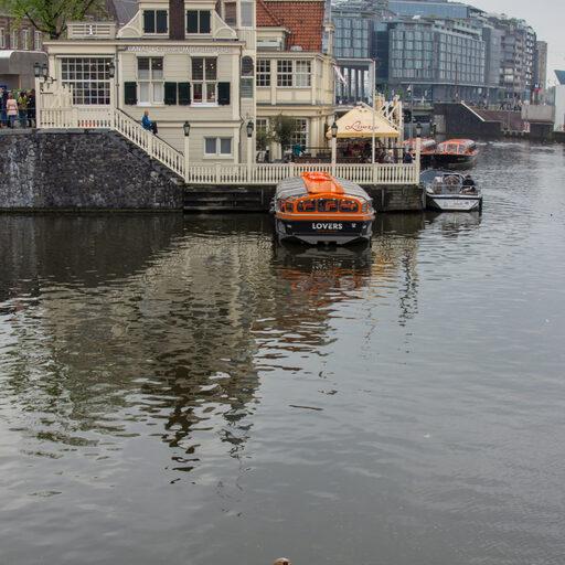 Амстердам + Кёкенхоф (королевский парк цветов в Нидерландах)