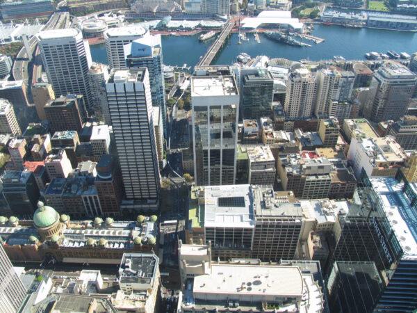 Австралия, вода ивоздух. Сидней иМэнли