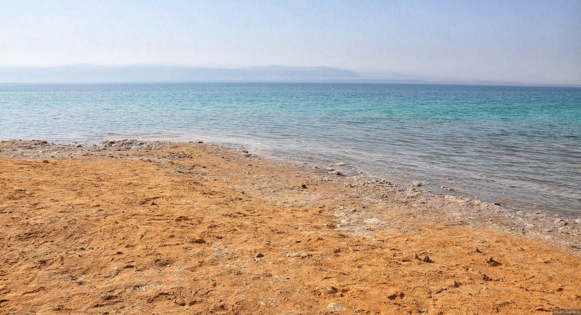 Мёртвое море Иордании
