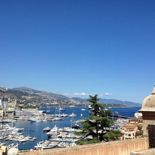 Шикарное Монако
