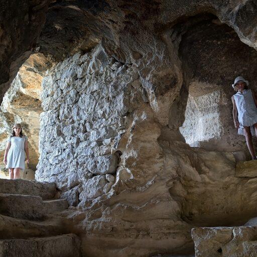 Несебр и монастырь Аладжа