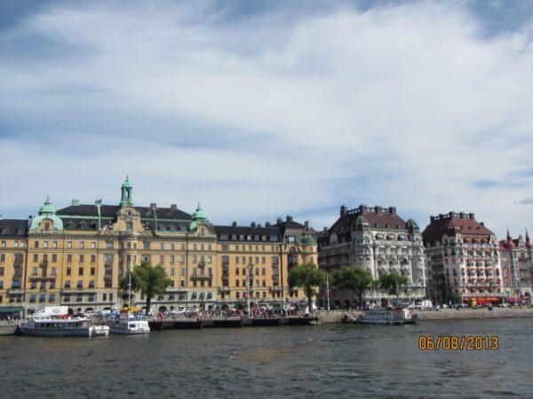 Россия— Финляндия- Швеция- Дания (Леголенд)— напароме вНорвегию- Швеция— Финляндия— Россия— наавтомобиле три недели.