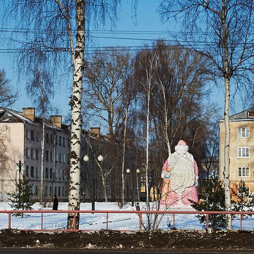 Провинциальная Россия: Рыбинск