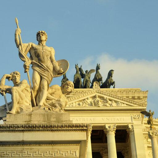 Большой рассказ про Италию. Буднчиная жизнь