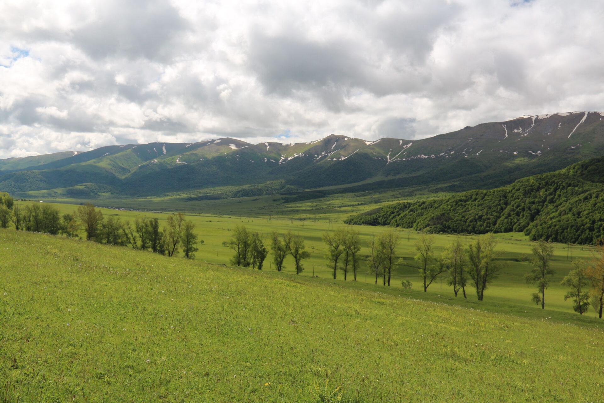 Дилижанский национальный парк.