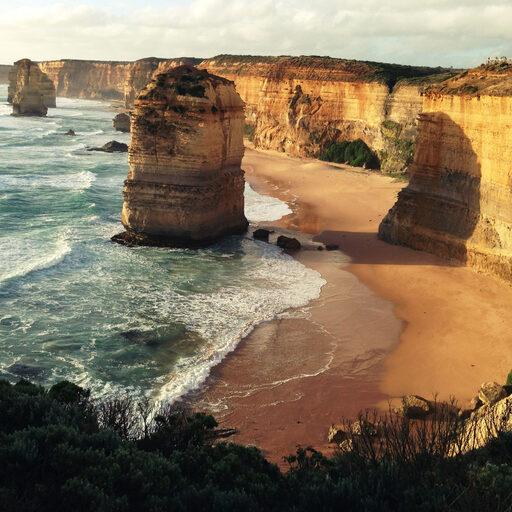 Great Ocean Road или как задуматься о вечном