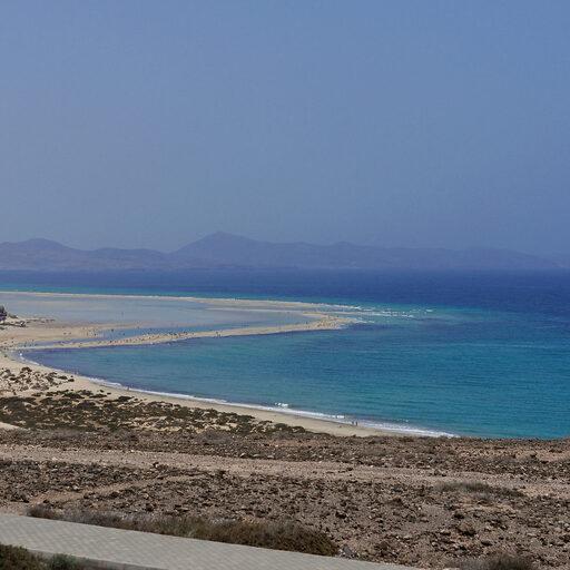 Fuerteventura, Playa Jandia