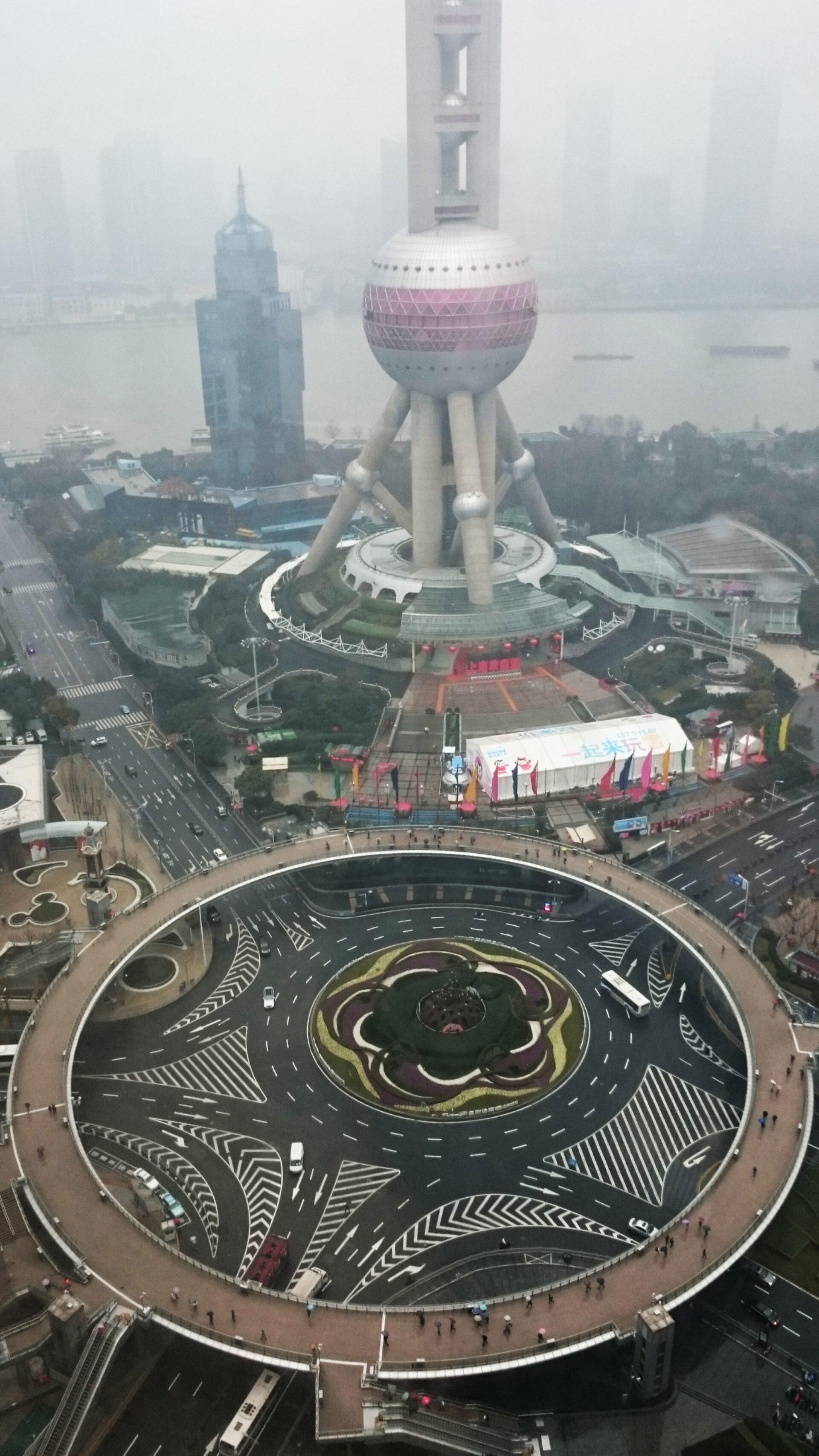 Шанхай. Лунный Новый Год.