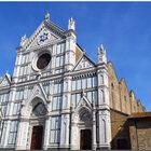 Флоренция. Базилика Санта— Кроче.