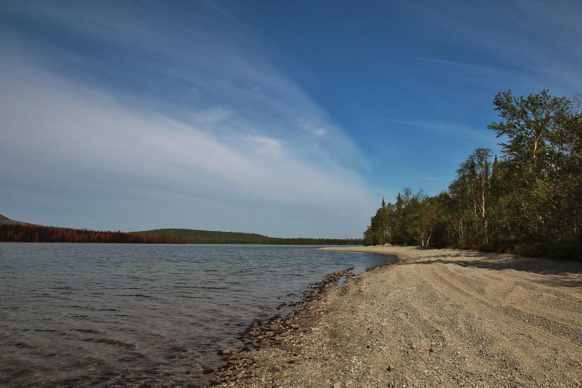 Вперед, ксуровым северным красотам! (Часть 9) Хибины