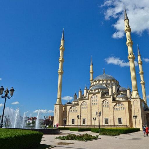 В самое сердце Чечни