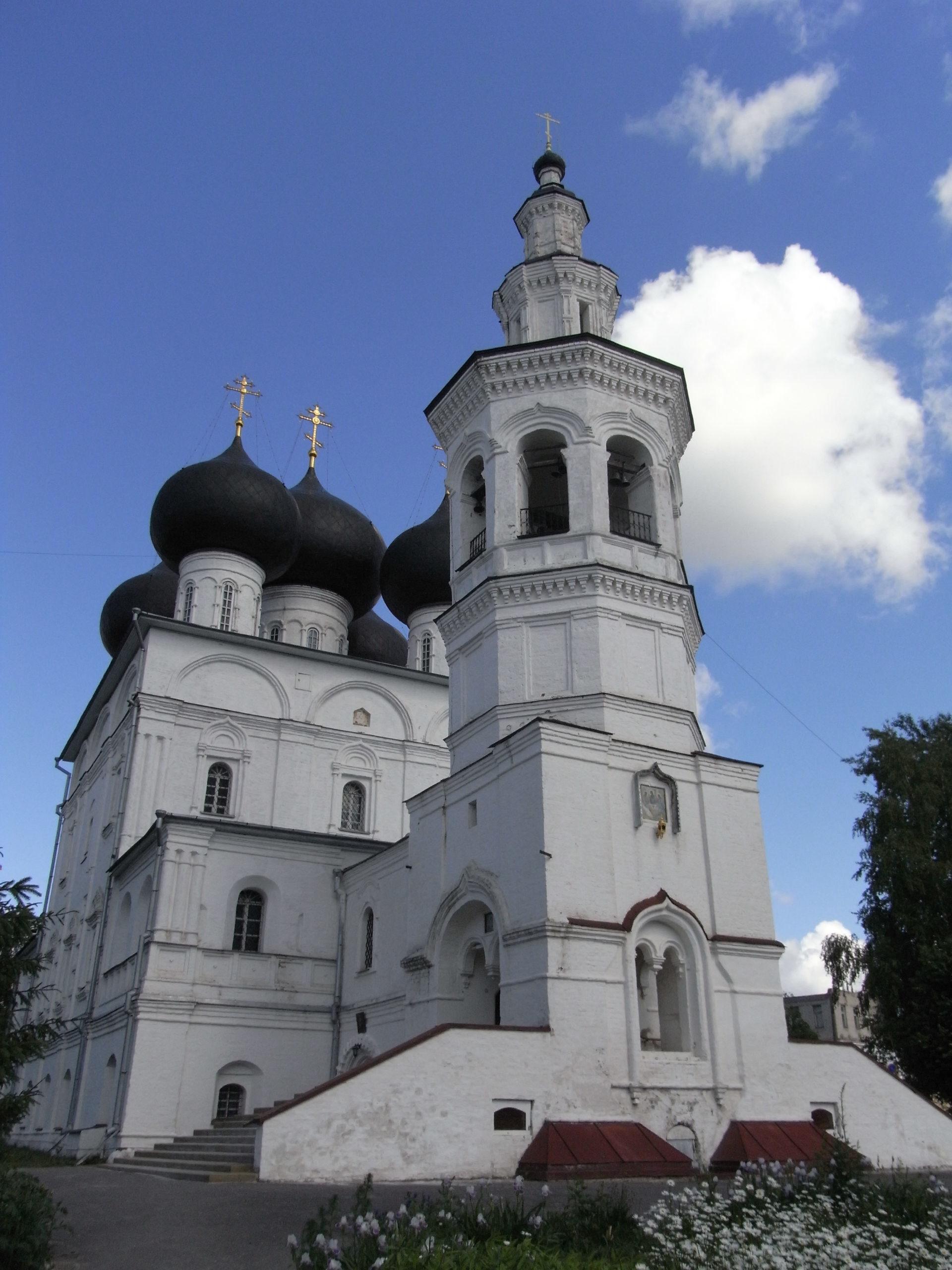 Вологда иВологодская область.