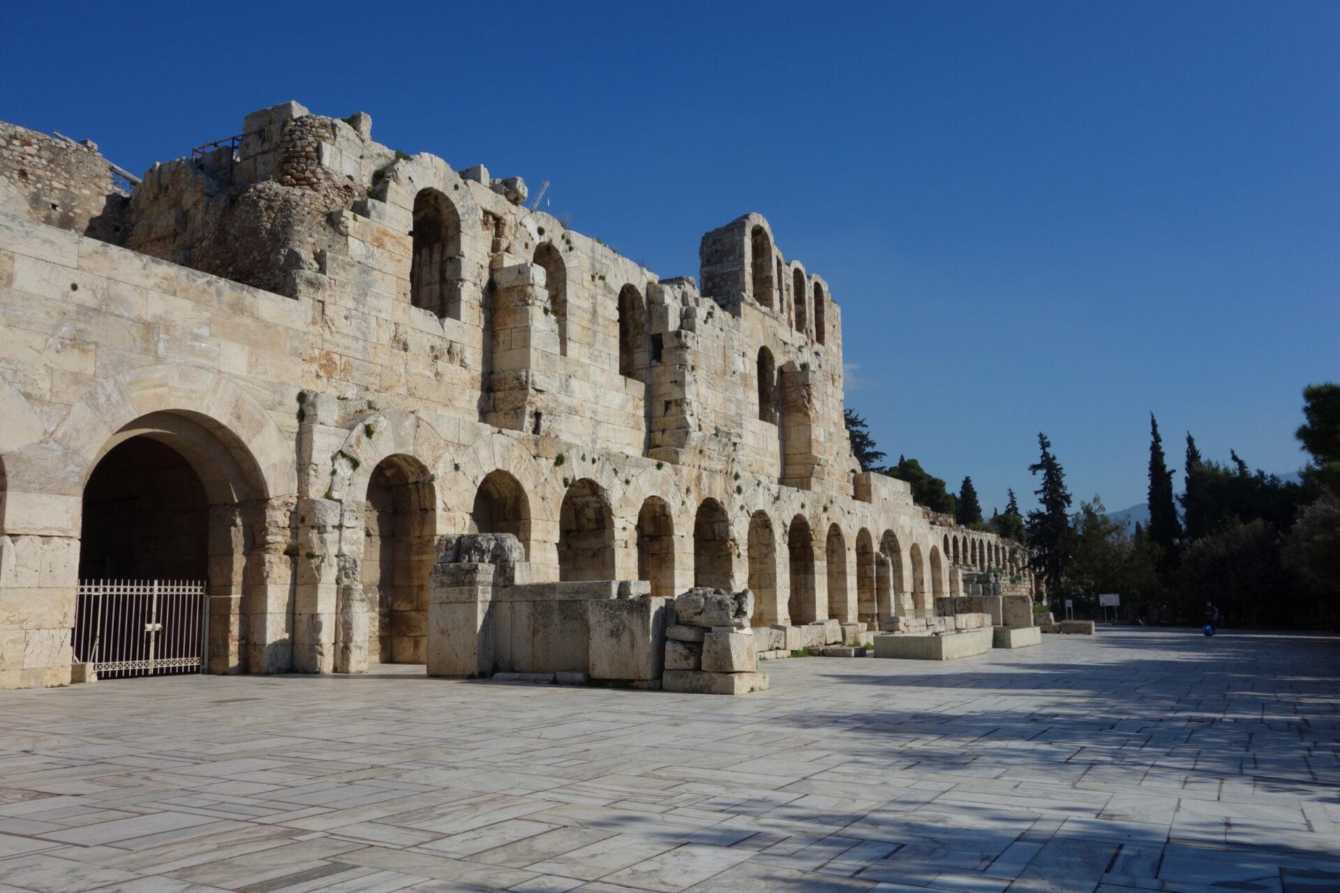 Греция. Афины