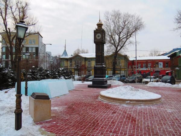 Иркутск, день первый.