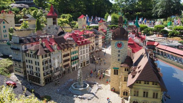 Legoland, Deutschland / Леголенд, Германия (2016)
