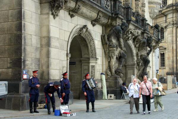Милый Дрезден