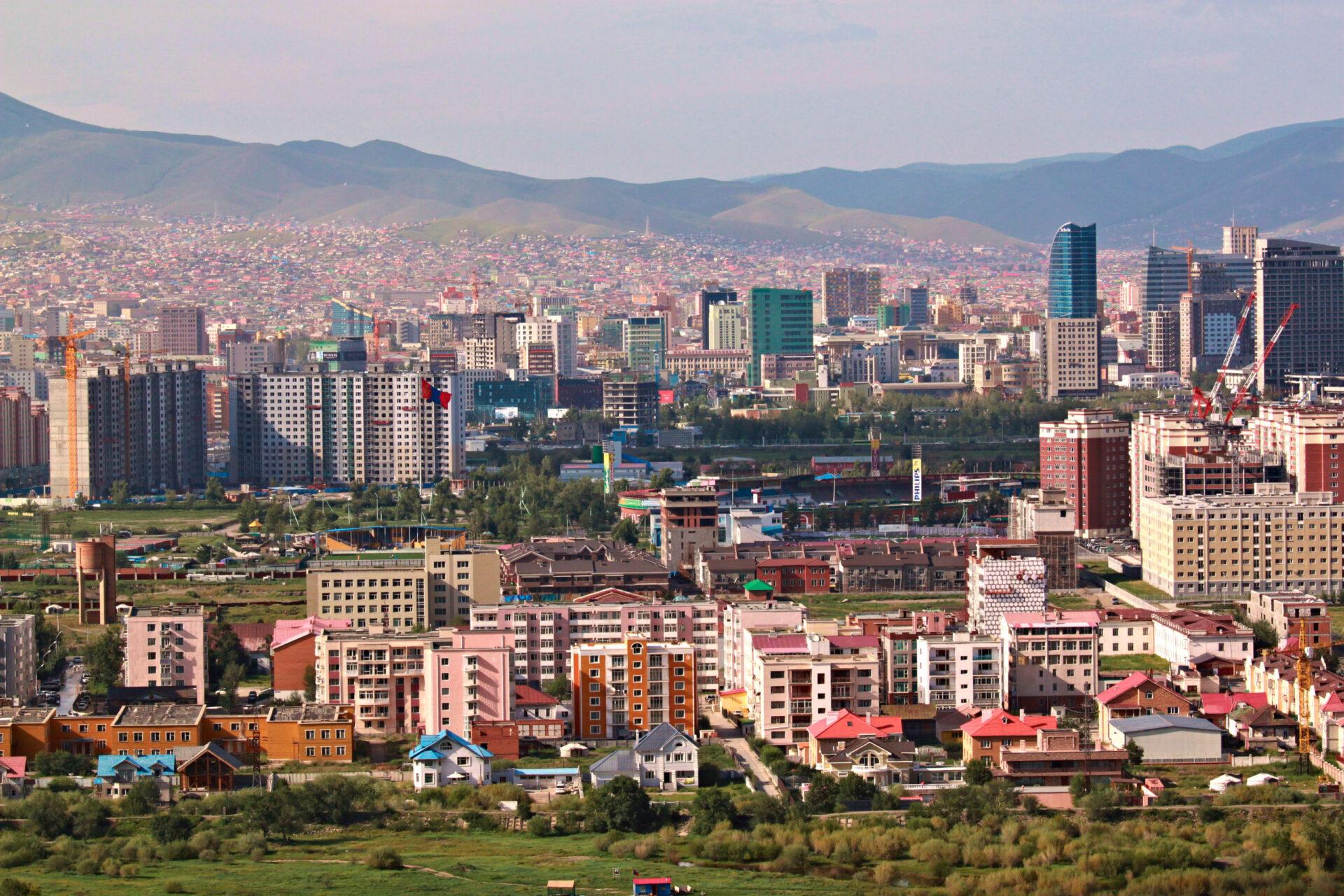 Монголия картинки городов