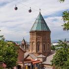 Тбилиси свысоты