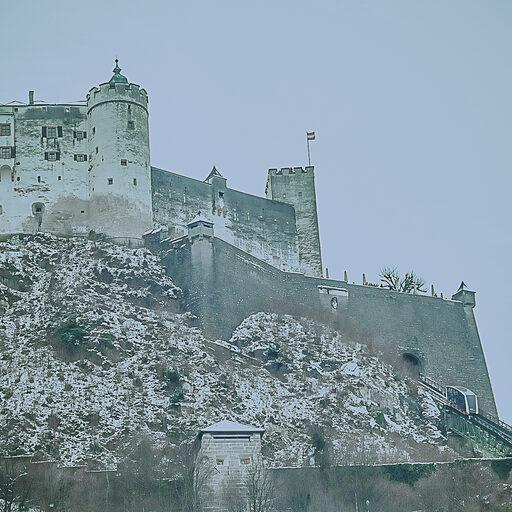 Черно-белый Зальцбург