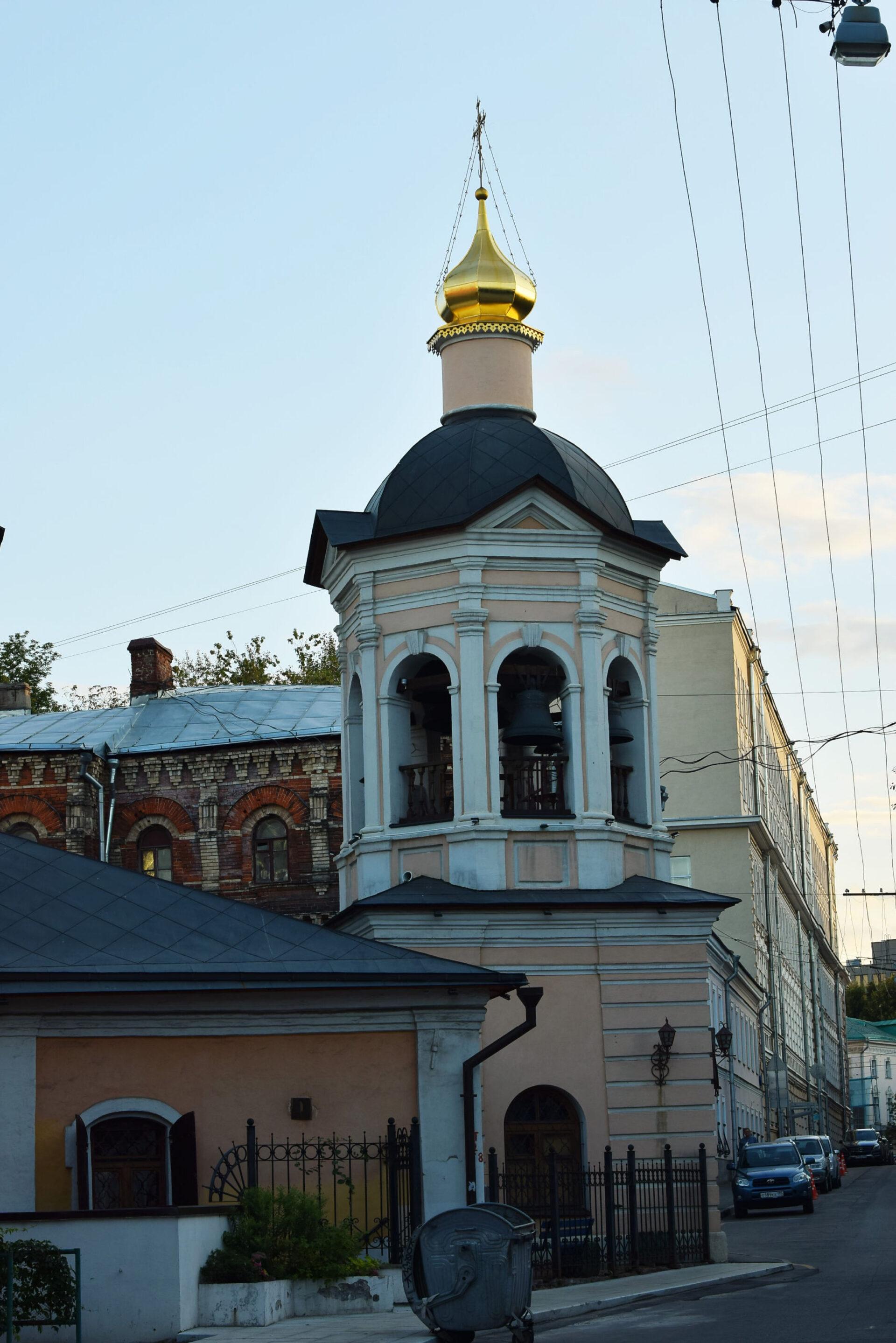 Высоко-Петровский монастырь