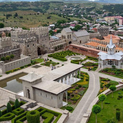 Ахалцихская крепость Рабат. Часть 2