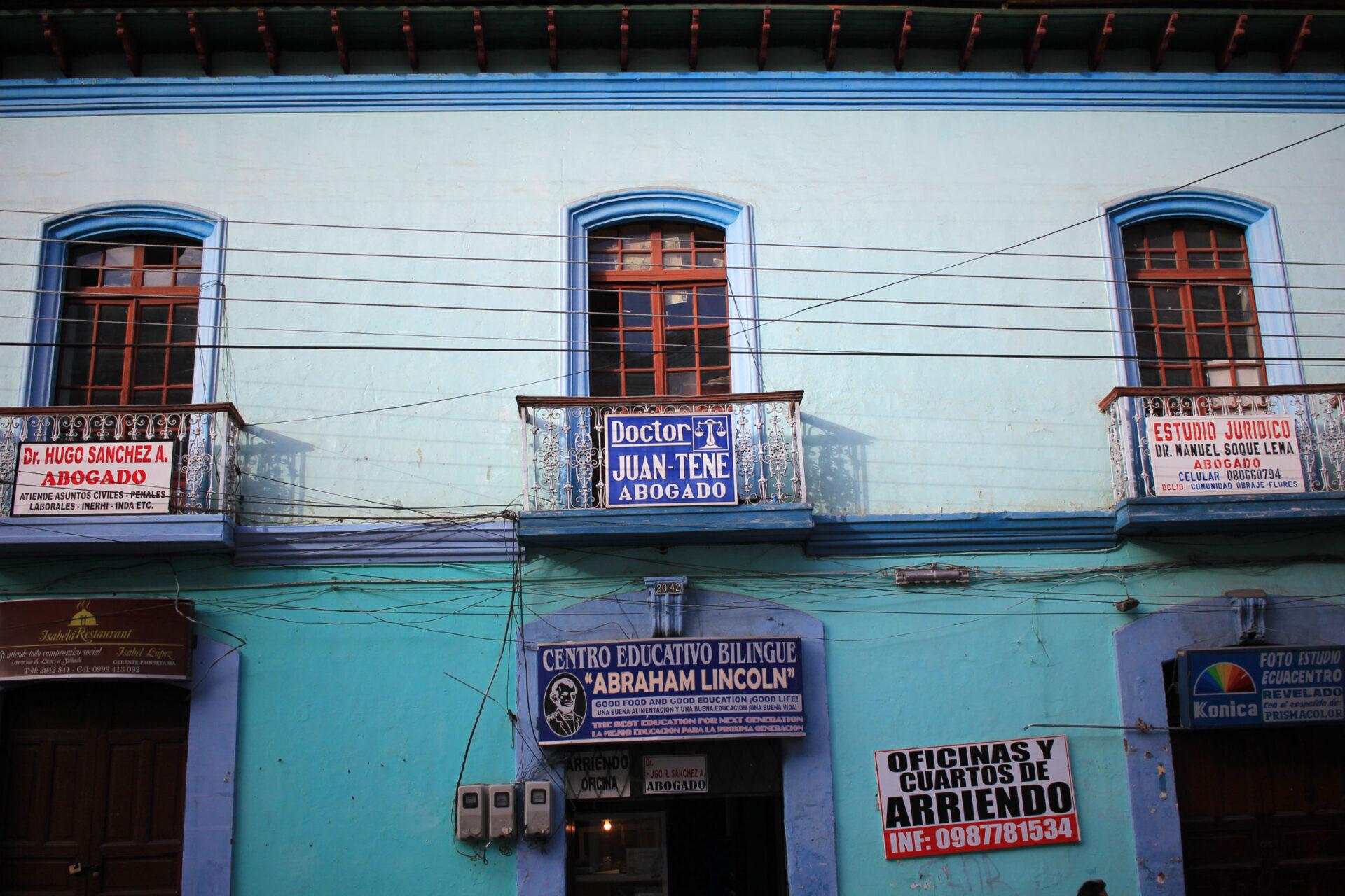 Риобамба иКуэнка. Эквадор