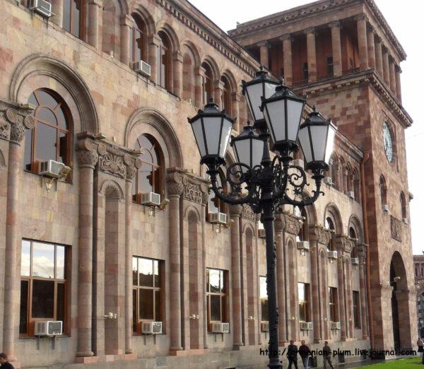 Чем хорош Ереван? Несколько деталей.