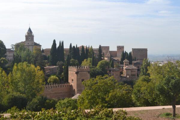 Часть 2. Красоты Гранады