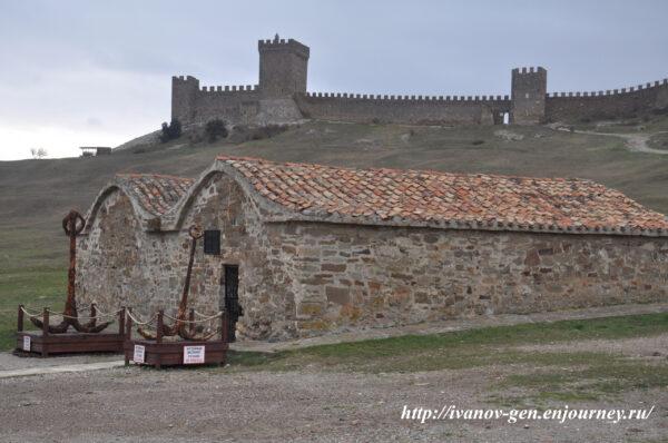 Крымские каникулы. Часть 6. Судак. Генуэзская крепость