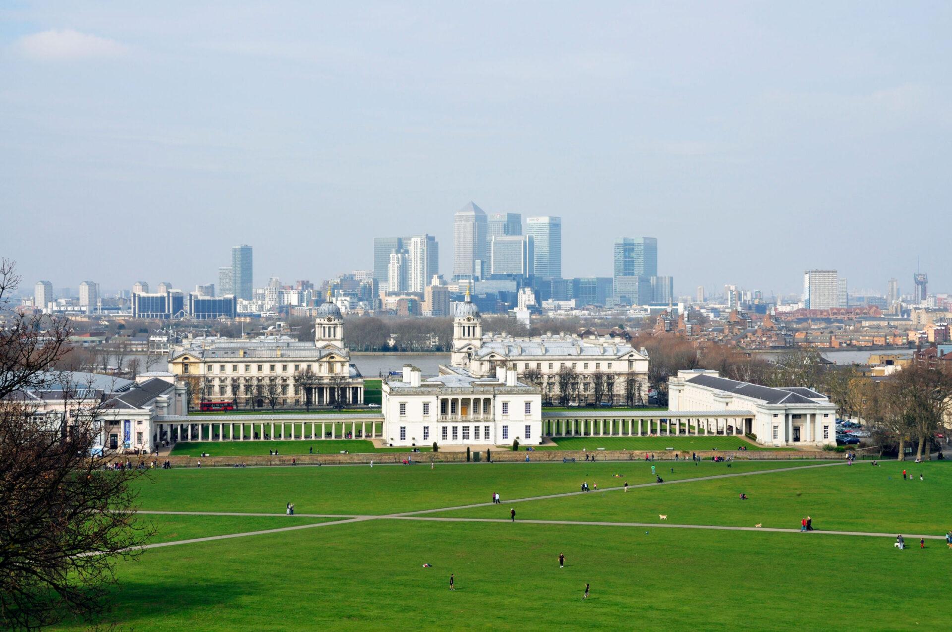 Лондон, Виндзор, Гринвич. Весна 2011-го.