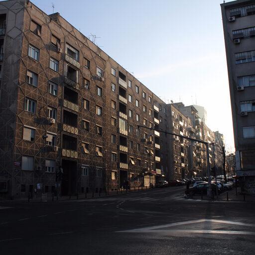 Белград — версия дневная — Сербия — Belgrade — Serbia