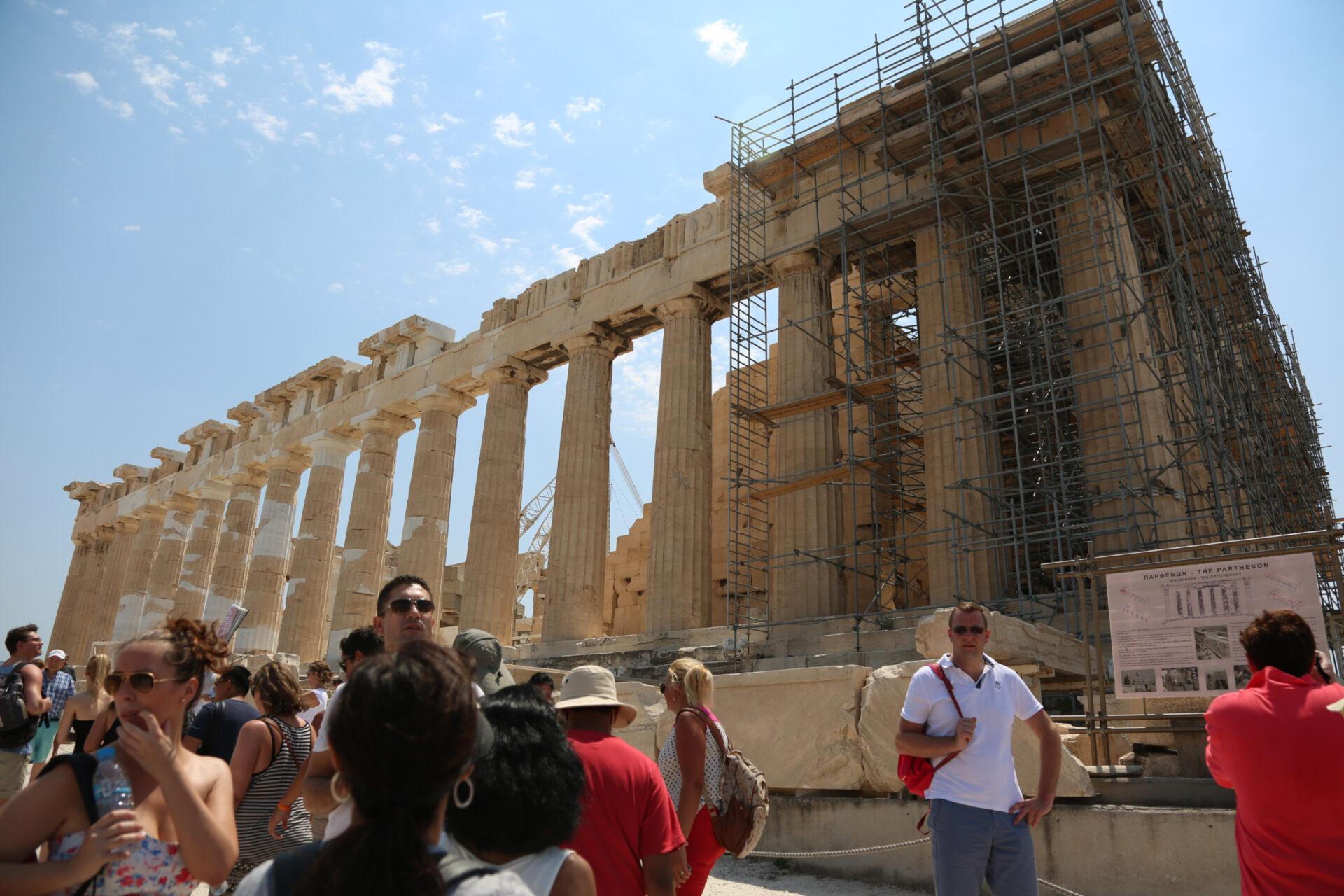 Афины, Акрополь (Athens, Acropolis)
