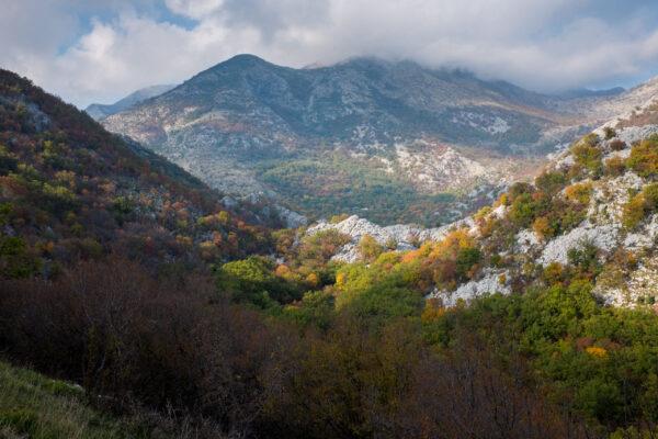 Австрийская тропа, Ораховац, Черногория