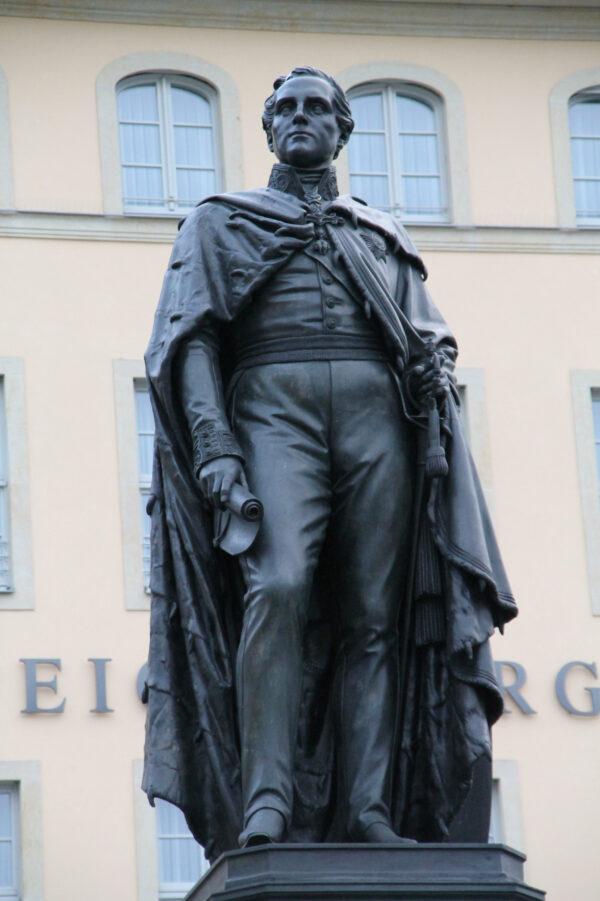 Дрезденские памятники искульптуры -1