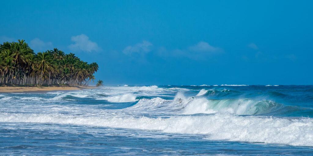 Доминикана. Пляж эль Лимон (Playa El Limon)