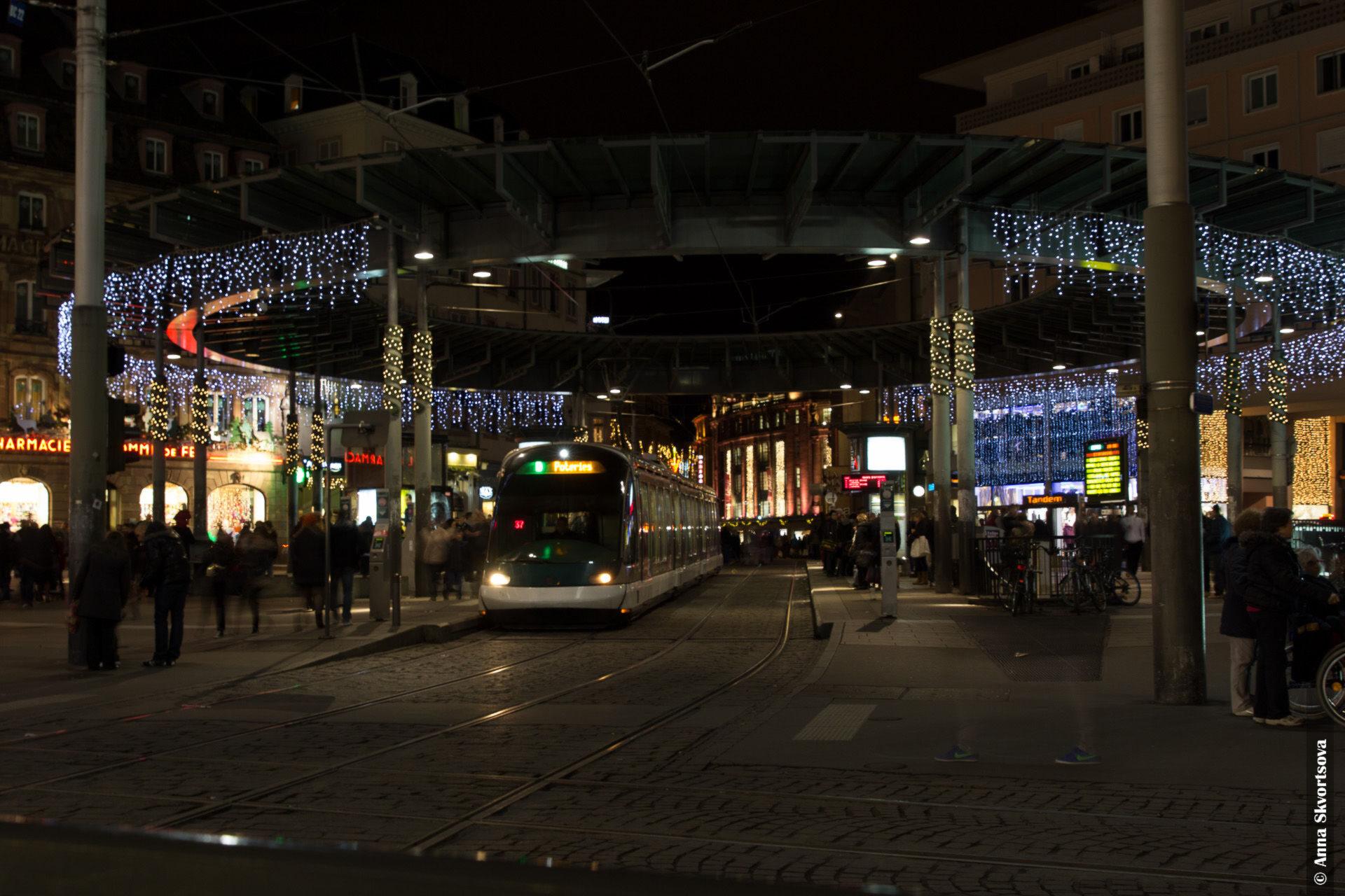 Рождественское путешествие: Страсбург